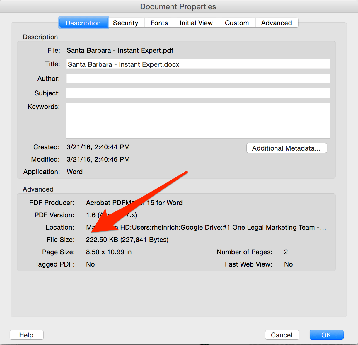 adobe acrobat reader dc mac reduce file size